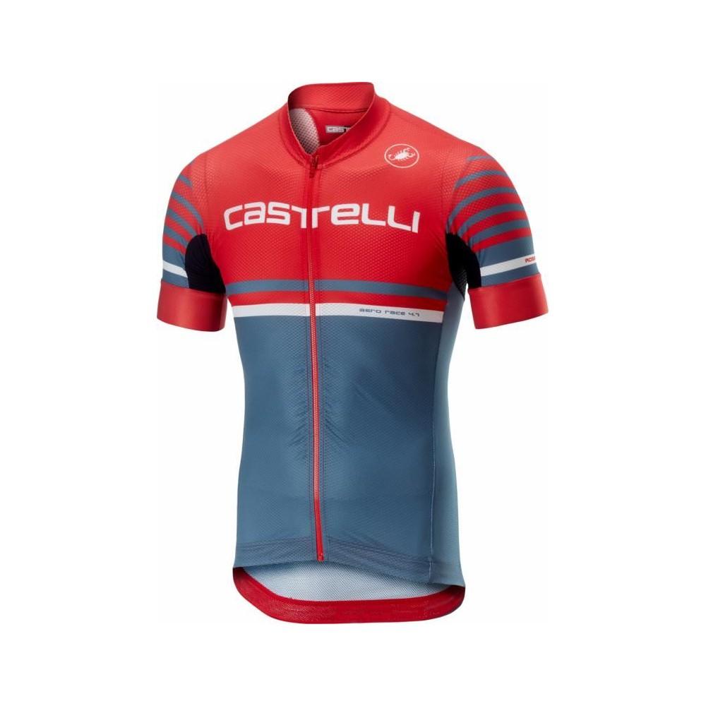 Castelli Free Ar 4.1 Jersey kopen bij Banierhuis, de grootste Fietsenwinkel in Utrecht.