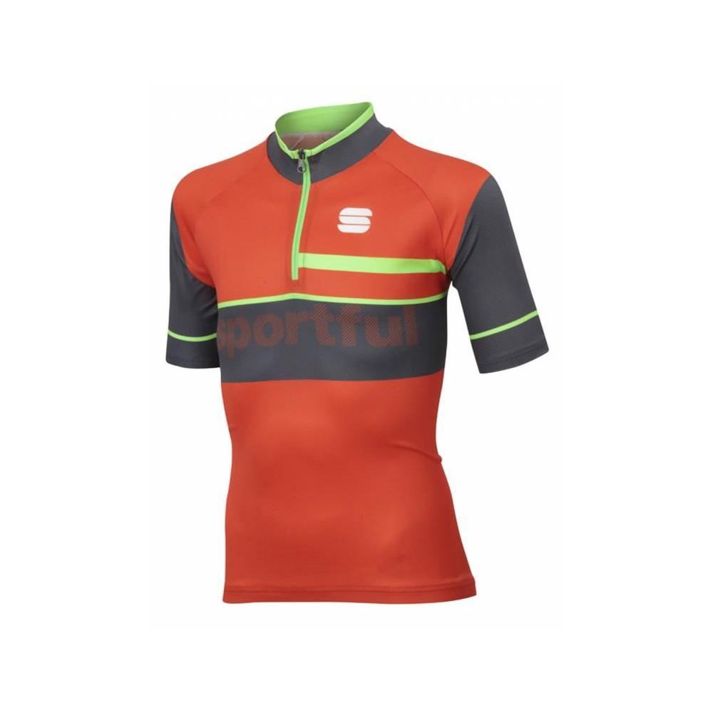 Sportful Squadra Corse Kid Jersey kopen bij Banierhuis, de grootste Fietsenwinkel in Utrecht.