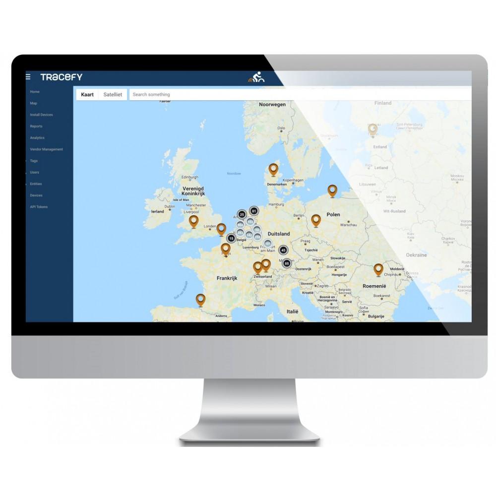 Tracefy GPS-tracker kopen bij Banierhuis, de grootste Fietsenwinkel in Utrecht.