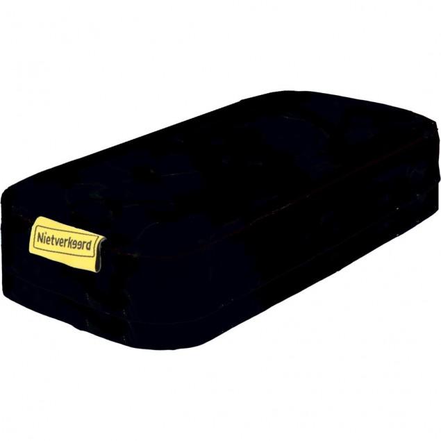 Nietverkeerd zitkussen dikke pakkerd