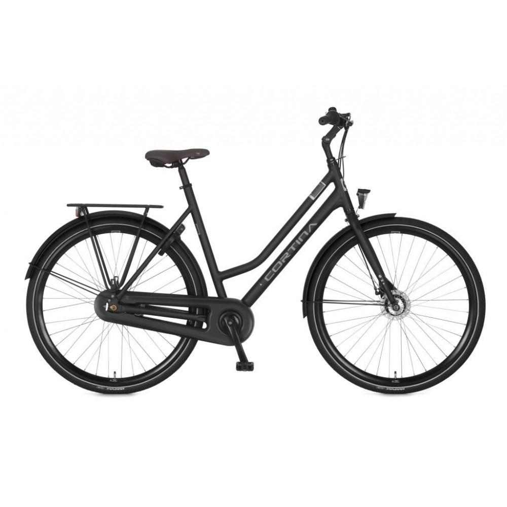 Basil Bisonyl dubbele fietstas
