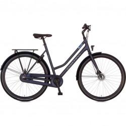 Volledig rijklaar geleverde fiets